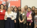 HCC Faculty and Students with HAHIMA Board Members-
