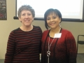 Carolyn M. Rubin, Presenter of Accurate Documentation Drives ICD-10, with Carla Ruffins
